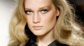 Maquillaje en tonos marrones. Tendencia otoño-invierno 2010