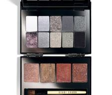 Navidad 2009: Sombra de ojos en tonos grises en Chrome Palette de Bobbi Brown