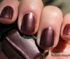 Esmalte de uñas magnético