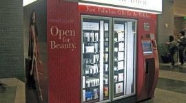Máquina expendedora de cosméticos
