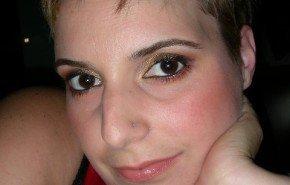 Nuevo tutorial: Ojos en dorados y cobres