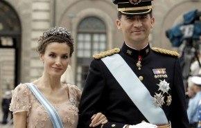 La Princesa Letizia invitada de Boda