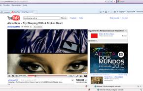 "Maquillaje de Alicia Keys en su videoclip ""Try Sleeping with a Broken Heart"""