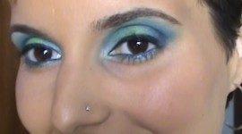 [Vídeo]Maquillaje inspirado en el mar
