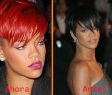 Versus: Rihanna