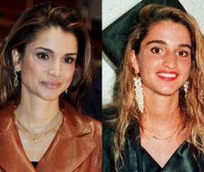 El pasado de Rania de Jordania