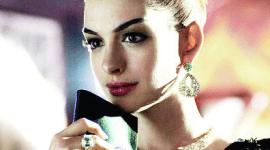 Anne Hathaway es la nueva Audrey Hepburn