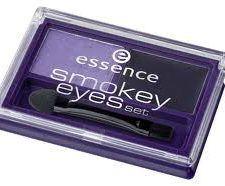 Essence smokey eyes set en morado