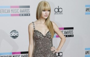 Maquillaje en los American Music Awards 2010