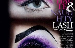 Nuevo rímel de MAC '2 en 1′: Haute & Naughty Lash