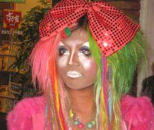 Maquillaje Ganguro