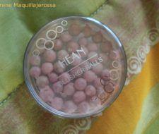 "Colorete de Hean: ""blusher balls"""