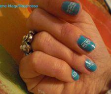 Decorando las uñas con Konad y Essence