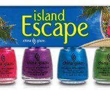 China Glaze: Island Scape
