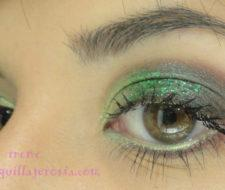 "Tutorial ""Purpurina Verde"""