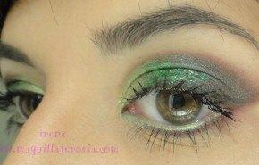 "Tutorial ""Purpurina Verde"""