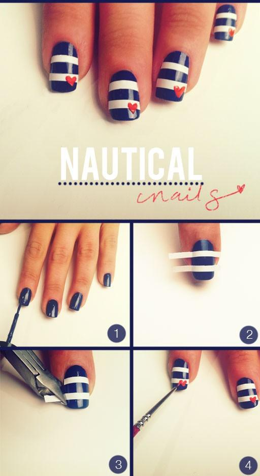 Easy Do Yourself Nail Designs