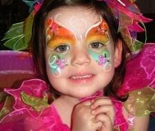 Maquillaje infantil para Carnaval 2018
