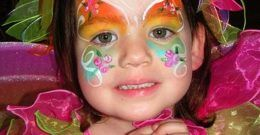 Maquillaje infantil para Carnaval 2018 y Halloween