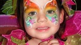 Maquillaje infantil para Carnaval 2019