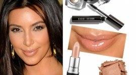 El maquillaje de Kim Kardashian