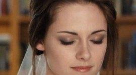 El maquillaje de Bella Swan en Amanecer