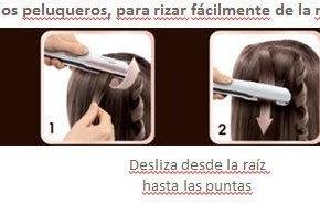 Un divertido tutorial de como peinarte con la nueva Rowenta Respectissim Liss & Curl
