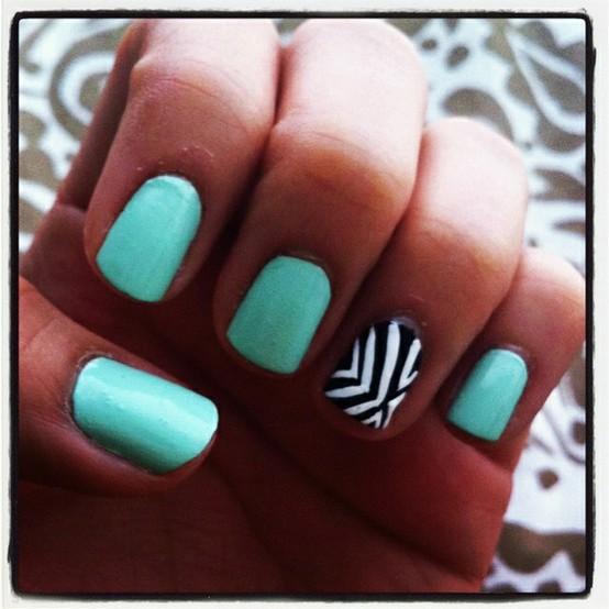 La decoración de uñas del verano 2013 paso a paso | MaquillajeRossa