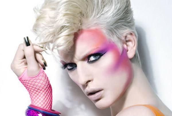 Maquillaje De Los Años 80 Para Carnaval 2019
