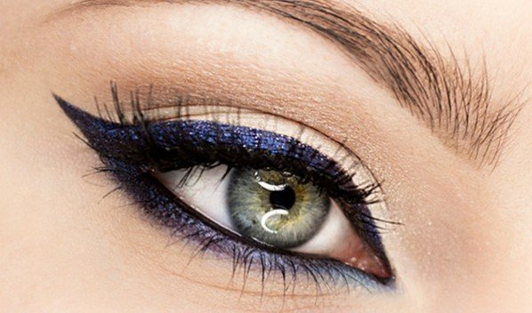 ojos-azul-dorado-paso-a-paso
