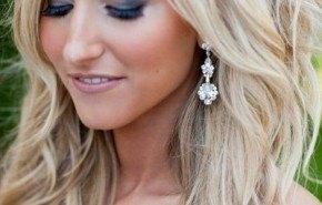 El maquillaje de novia más espectacular