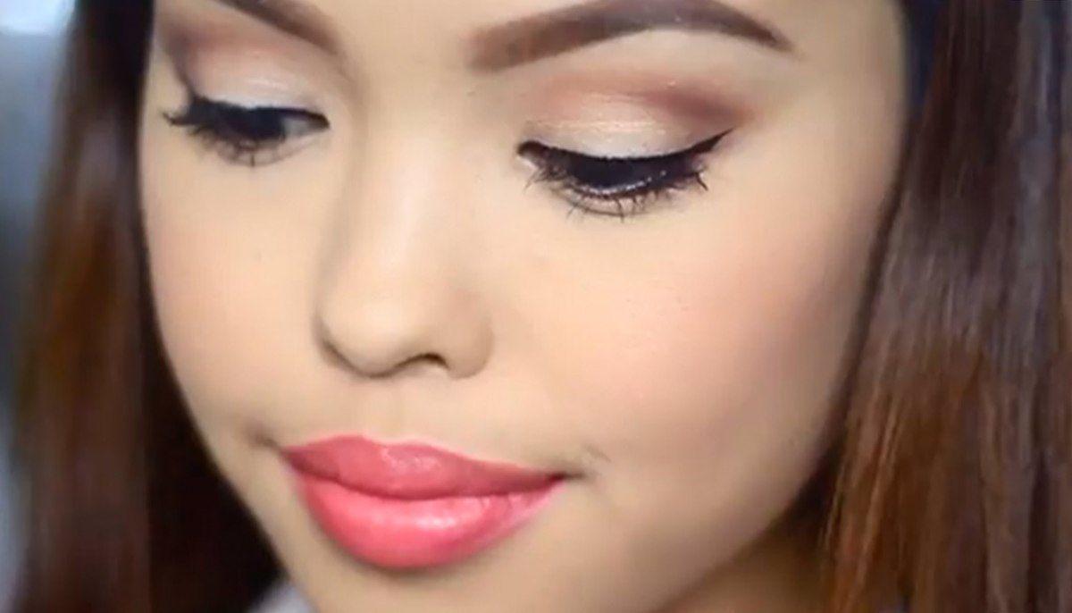 Maquillaje de mejillas para graduación
