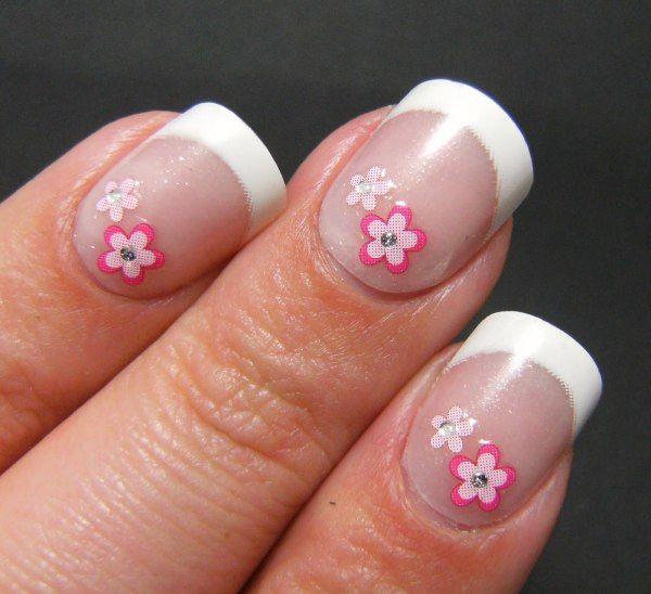 C mo decorar las u as f cilmente maquillajerossa - Pegatinas para decorar ...