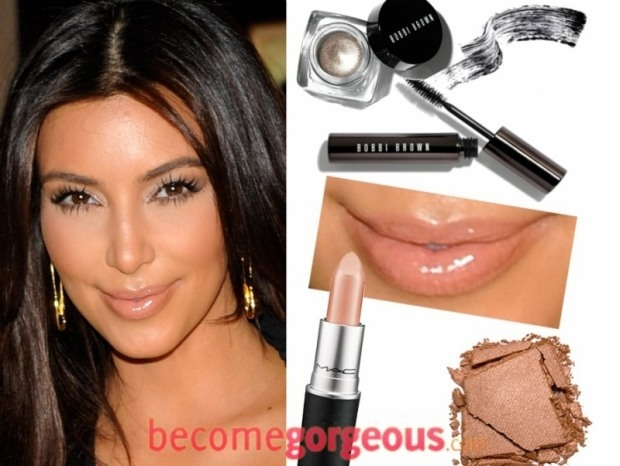 kim_kardashian_makeup_look_nude_lips