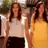 Desfila en la pasarela de la Semana de la Moda de Madrid