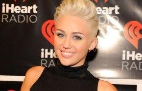 El maquillaje de Miley Cyrus