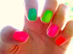 fluorescentes