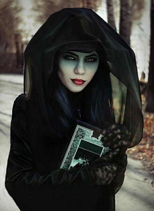 maquillaje brujas - Maquillaje Bruja