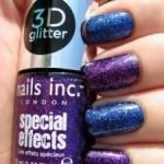 uñas-glitter