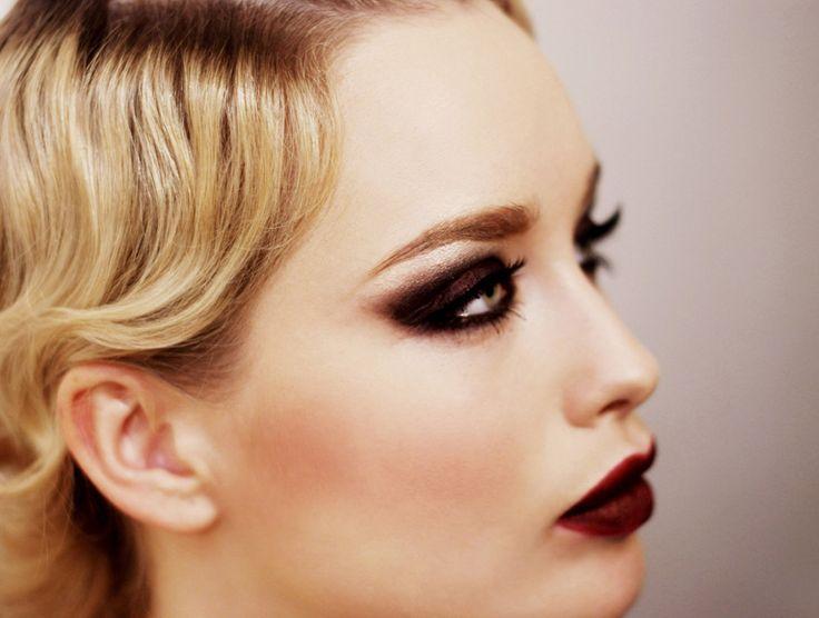 Tendencias de maquillaje para navidad 2013 maquillajerossa for Labios burdeos