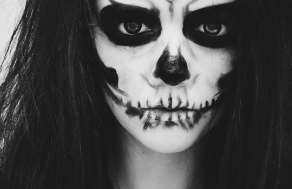 maquillaje-disfraz-de-esqueleto-para-halloween-2014