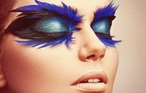 Maquillaje para Carnaval 2015 en fotos