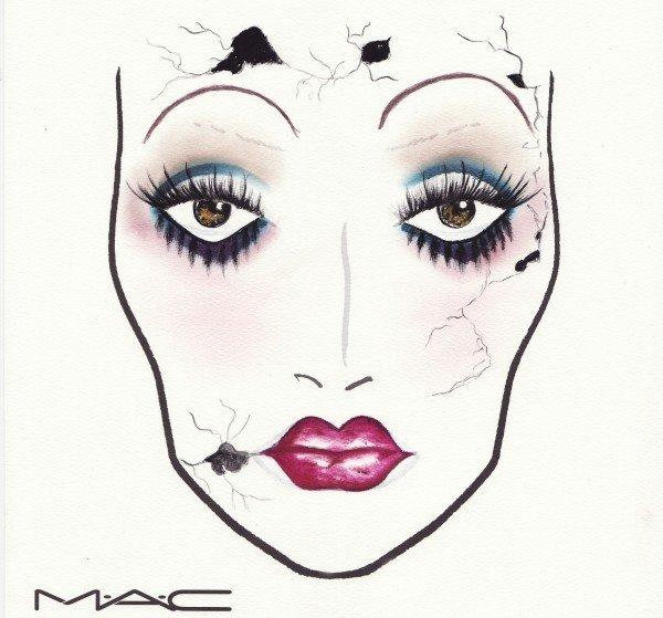 maquillaje-para-disfrazarse-de-muñeca-de-halloween-2014-paso-a-paso
