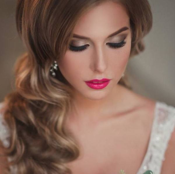 novias morenas tips maquillaje