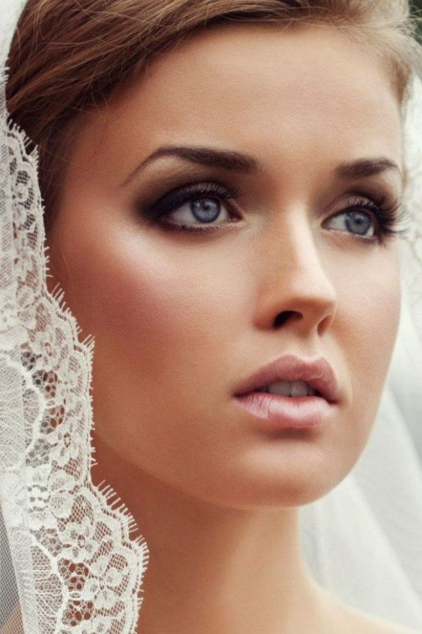 tipo de maquillaje para novias