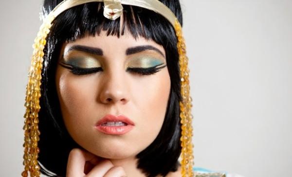 maquillaje-cleopatra-Halloween-2015-resultado-de-los-ojos