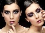 Maquillaje de noche de verano 2014