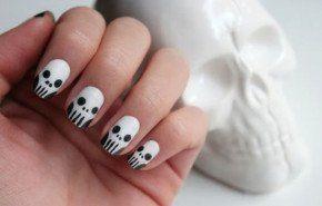 Vídeos de decoración de uñas motivos Halloween 2014