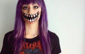 Maquillaje Halloween Trucos 2014