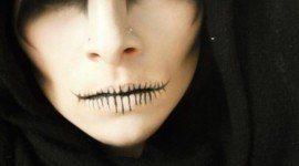 Maquillaje Carnaval Muerte 2019